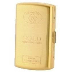Sigaretten Box Goud