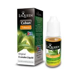 Liqueen Liqueen 24mg nicotine Cubaanse Sigaar 10ml