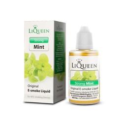 Liqueen Liqueen 6mg nicotine Mint 10ml