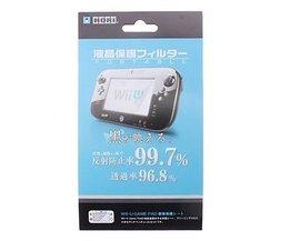 Beschermende screenprotector folie voor Wii U Controller Gamepad Joystick