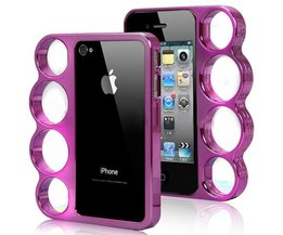 Boksbeugel Case Roze iphone 4/4s