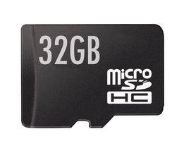 32 GB Micro SD Geheugenkaart HC