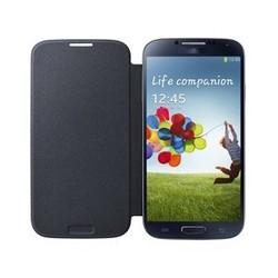 Samsung Flip Cover voor de Galaxy S4 - Zwart