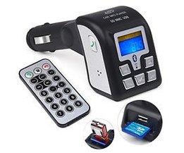 FM/MP3 Transmitter Delux