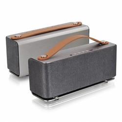 Bluetooth Speaker grijs/blauw