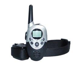 Halsband hond elektrische/vibratie 1000 meter