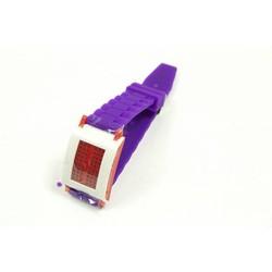 LED horloge touch