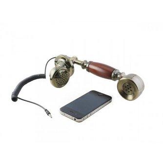 Vintage telefoon hoorn