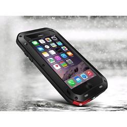 Love Mei Spatwaterdichte en Schokbestendige Apple iPhone 6 Plus Hoes