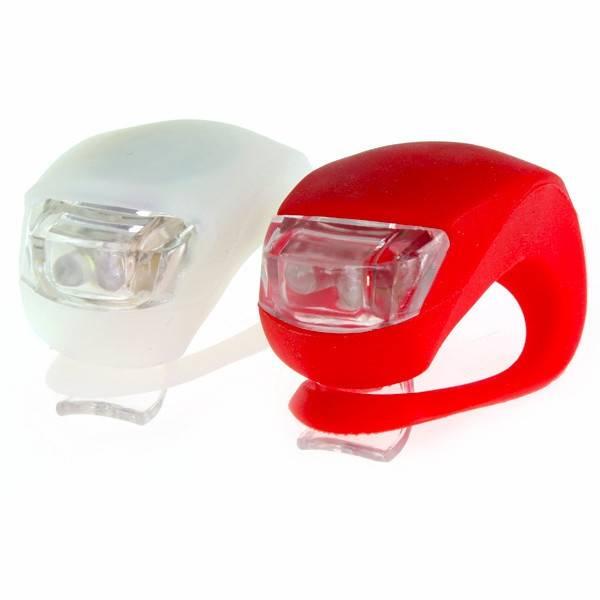 Fietslampjes Voor en Achter