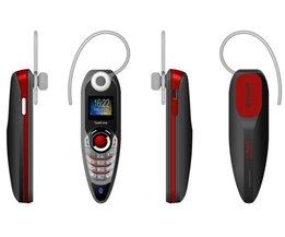 Ultra Kleine Telefoon met Oorplug