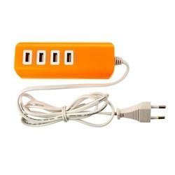 4-poorts USB Lader