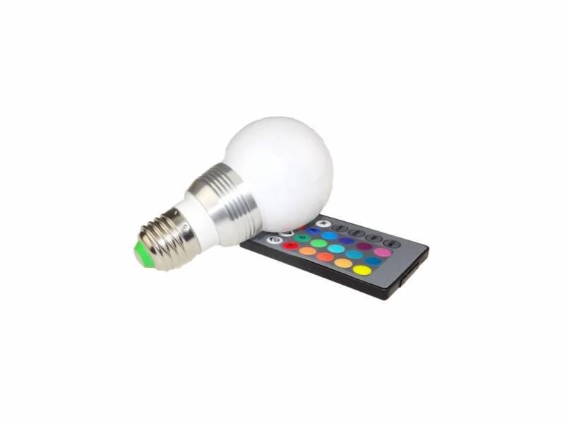Spot LED Lamp Clear met Afstandsbediening