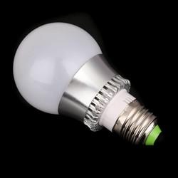 LED Lamp Kleur met Afstandsbediening 3W XL