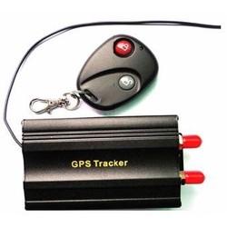 GPS-tracker auto