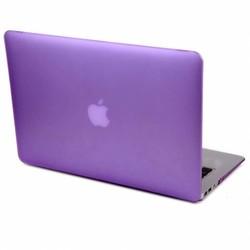 Hardshell Cover SmartShell Mat Paars voor de MacBook Air 13 inch