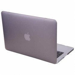 Hardshell Cover SmartShell Mat Grijs voor de MacBook Air 13 inch