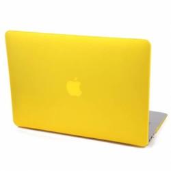 Hardshell Cover SmartShell Mat Geel voor de MacBook Pro 13 inch Retina