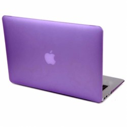 Hardshell Cover SmartShell Mat Paars voor de MacBook Pro 15 inch