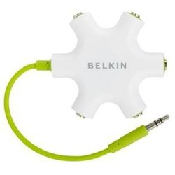 Belkin Headphone Splitter 5 Weg