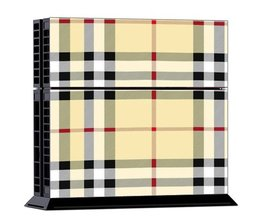 Playstation 4 Sticker Burberry