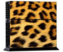 Playstation 4 Sticker Cheetahvacht