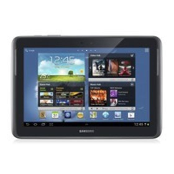 Samsung Note 10.1 Accessoires