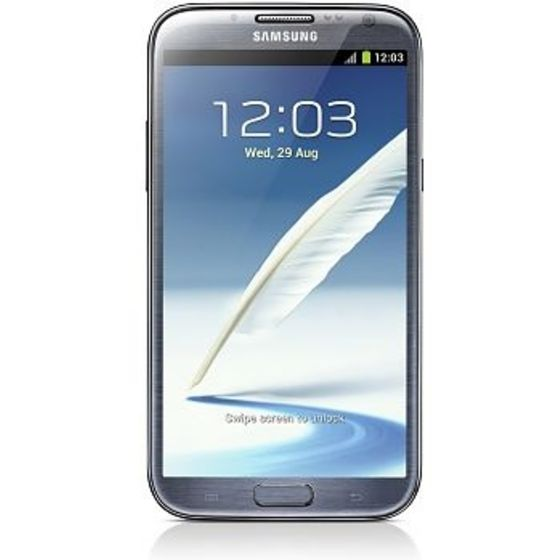 Samsung Galaxy Note 2 Accessoires