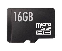 16 GB Micro SD Geheugenkaart HC