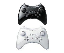 Controller Joystick Zwart voor de Nintendo Wii U Pro