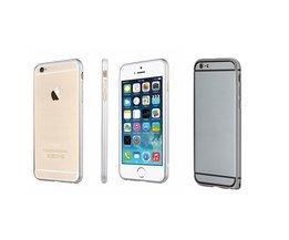 Luxe Bumper iPhone 6 Aluminium
