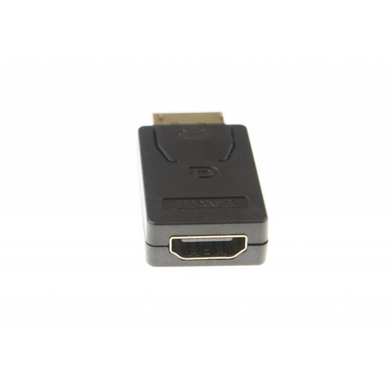 Displayport HDMI Adapter mannelijk naar Vrouwelijk