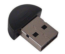 Cyber Blue Slim Bluetooth Dongle