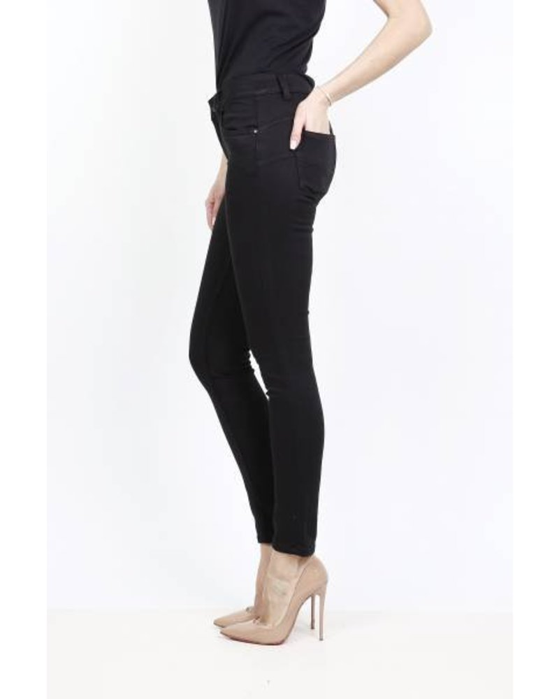 Black jeans lage taille