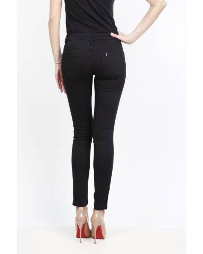 Toxik3 Mid-waist black