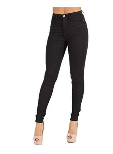 Toxik3 High-waist black