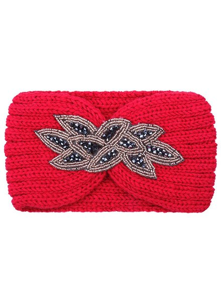 Kisamova Winter sparkle rood