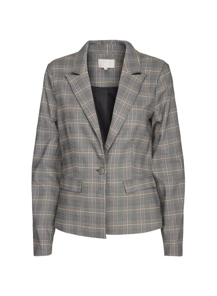 MINUS Carma checked blazer