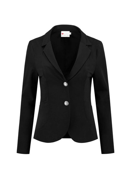 Hart by Helena Hart Blazer Chris Transfer Zwart