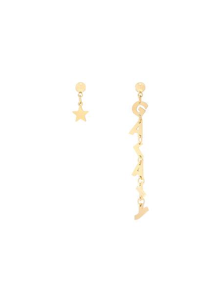 Kisamova Earrings galaxy