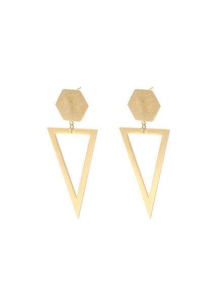 Kisamova Fireworks Earrings