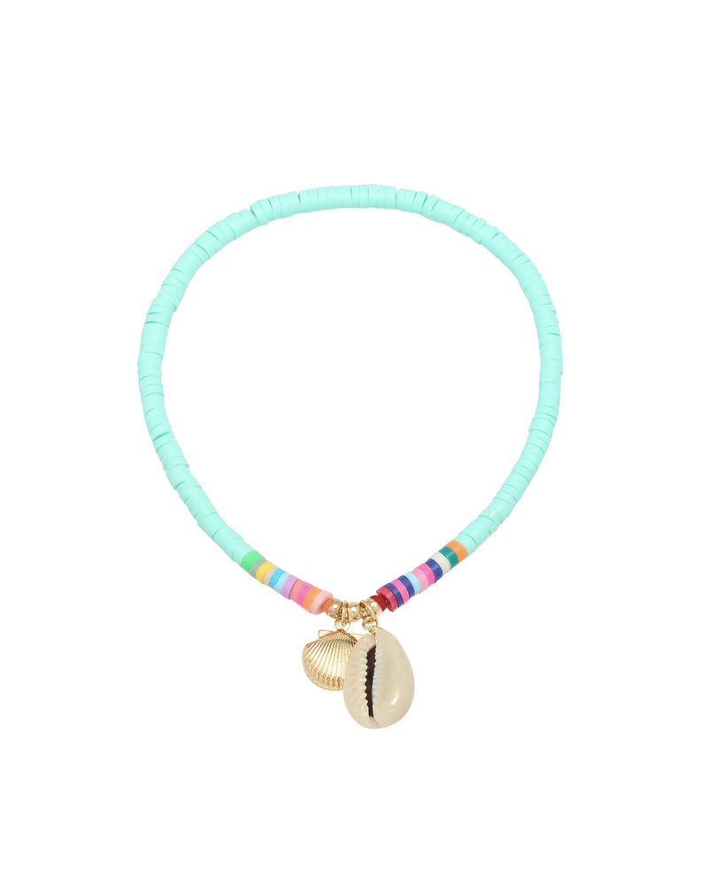 Kisamova Beach Day Anklet Blue