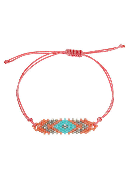Kisamova Beauty Beads Coral