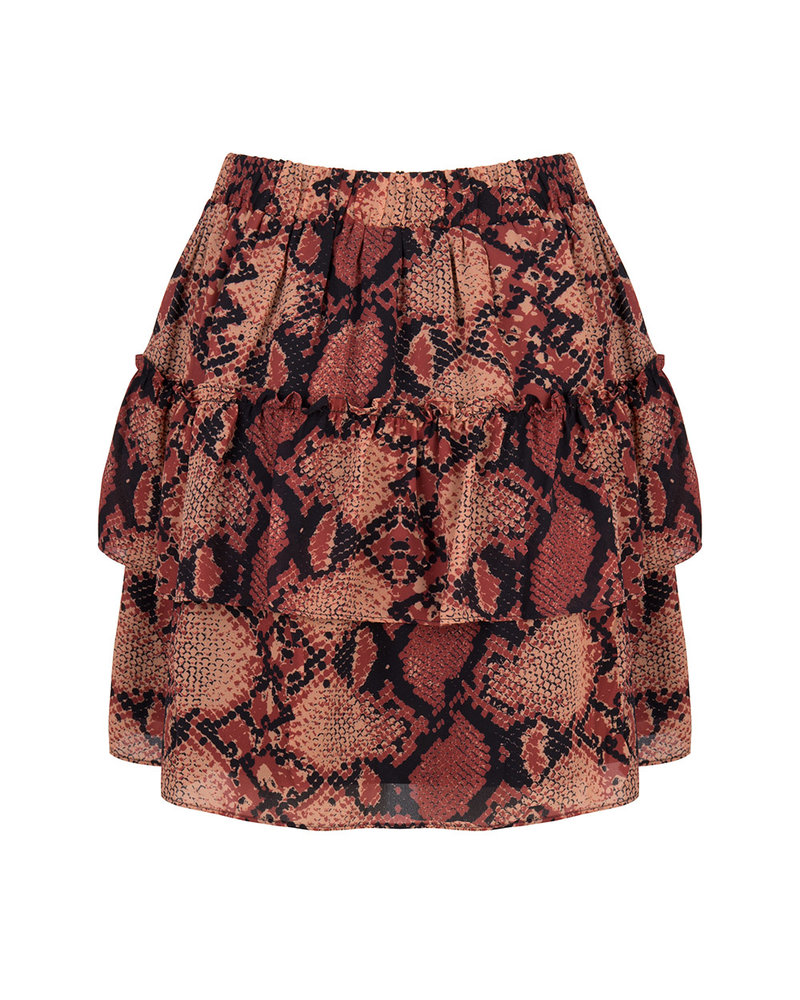 JACKY LUXURY Skirt Snake Print