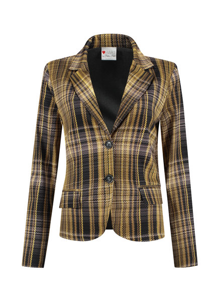 Hart by Helena Hart Blazer Pretty Ruit Clan Ruit Gold