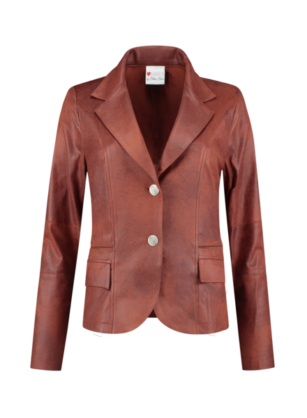 Hart by Helena Hart Blazer Rider Kort Burned