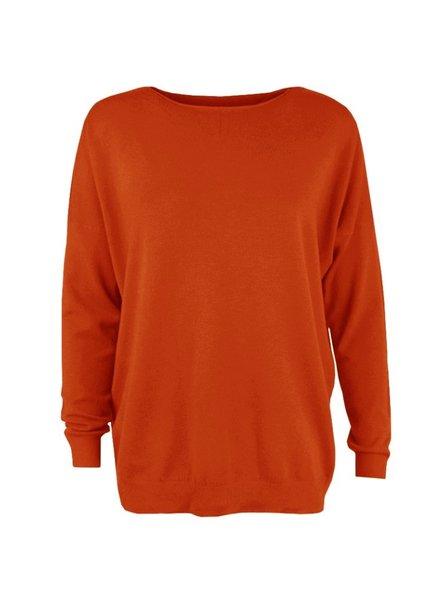 Kisamova Courtney Trui Autumn Orange