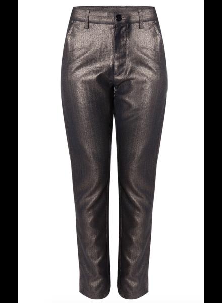 VOYAR LA RUE Penny Gold Pants