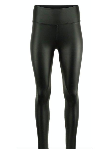 Kisamova Leather Look Legging Black