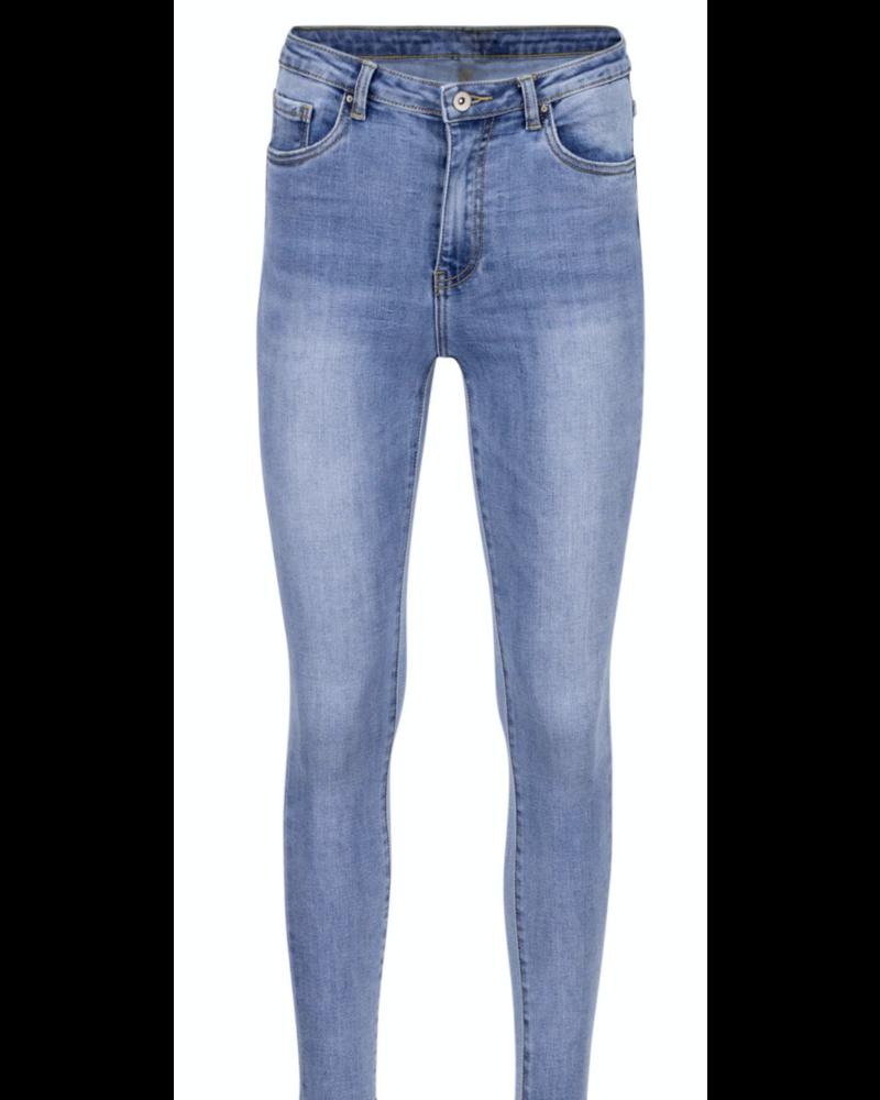 Kisamova Light Blue Jeans